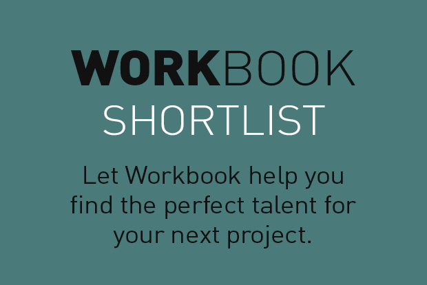 Let Workbook help you find the perfect talent for your next project.