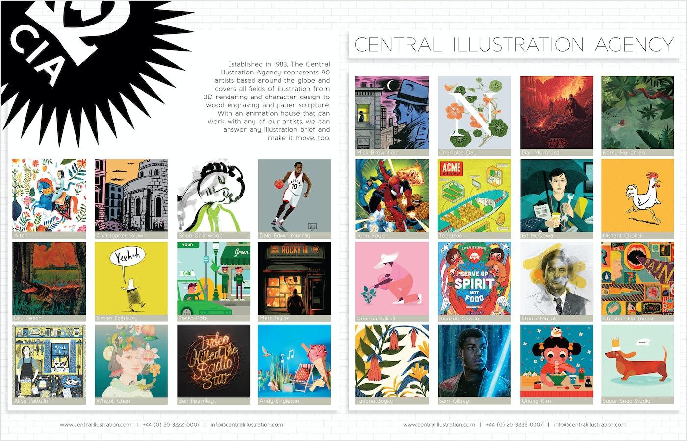Workbooks workbook com : Workbook Illustration 39 Spring | Page 42-43 | Workbook.com